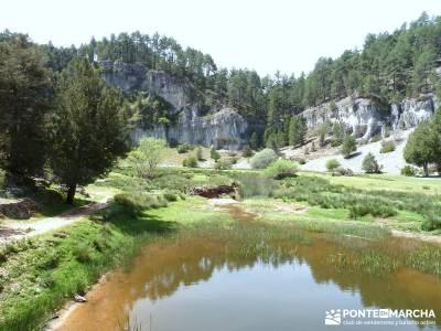 Cañón del Río Lobos  [Día de San Isidro] rutas la pedriza senderismo ruta senderismo la pedriza